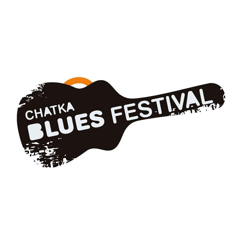Chatka Blues Festival logotyp