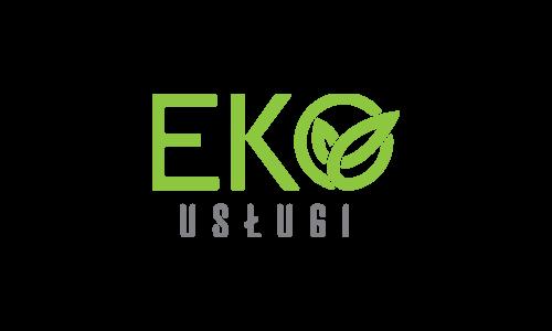 Logotyp eko usługi