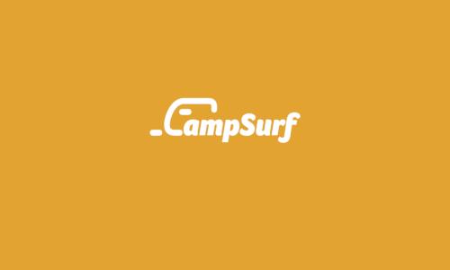 Campsurf logotyp